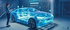 Automotive Cybersecurity Market By Offering (Software & Hardware), Application Type, Form Type (In-Vehicle & External Cloud Services), Security Type, Vehicle Type (Passenger Vehicles, LCV & HCV), EV Application Type, And Region