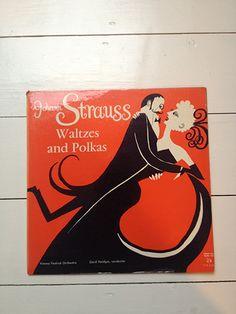 Johan Strauss. Waltzes and Polkas.