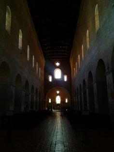 Chiesa dei Ss. Vincenzo e Anastasio alle Tre Fontane -Roma
