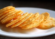 rice cracker recipe