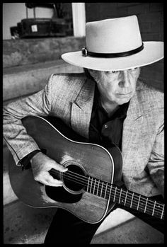 Neil Young, guitar once owned by Hank Williams ~ Danny Clinch, Photographer, Behind the Lens, Photography