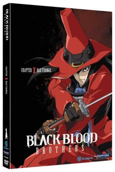 Black Blood Brothers Complete Series eps 1-12 DVD: Amazon.co.uk: Black Blood Brothers: Film & TV