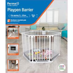 Find Perma Child Safety Playpen Barrier at Bunnings Warehouse. Visit your local store for the widest range of building & hardware products.