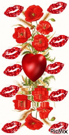 Love Heart Gif, Love Heart Images, Love You Gif, Love You Images, Cute Love Gif, Beautiful Love Images, Good Night Love Images, Beautiful Flowers Pictures, Beautiful Roses