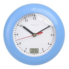 Buy Analog Bathroom Clock with LCD display online at affordable price in US on Baldr. We have lot of brands and options to choose from. All the products from Baldr come in the best quality and high standards along with affordable prices at