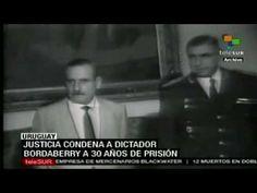 Uruguay: condenan a 30 años a ex dictador Bordaberry TELESURTV