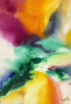 Cotton Candy #1 by Jonas Gerard