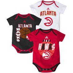 Baby Hawks gear to match Daddy