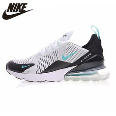 Nike Air Max 270 Men s Running Shoes white black red  97717a38a