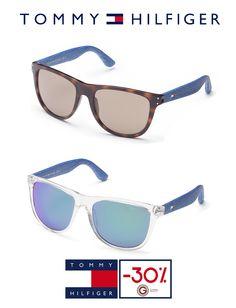 """OCCHIALI DA SOLE TOMMY HILFIGER -30% su OcchialiGraduati.com """"Spedizione Gratuita""""  A ognuna il suo stile, è questo che pensiamo quando vogliamo acquistare qualcosa che identifichi e personalizza il proprio look.  #tommyhilfiger #shopping #style #ss2014 #summer #fashion #glassesonline #occhiali #estate  http://bit.ly/1qCivuc"""