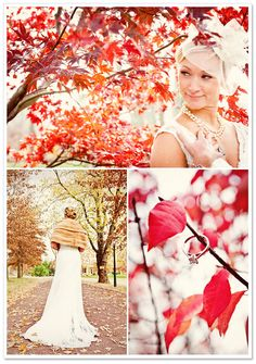 Fall Wedding Vintage Bride Inspiration!