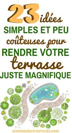 Diy Jardin, Horticulture, Home Deco, Backyard, Happy, Cottage Gardens, Blog, Articles, Bullet Journal