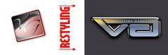 restyling logo VG