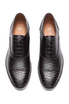 Pantofi Oxford | H&M
