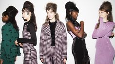 how adam selman spun fashion gold from john waters for fall/winter 15