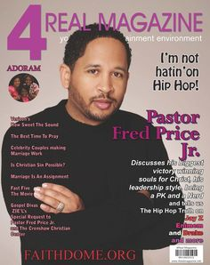 Pastor Fred Price Jr. discusses his biggest victory winning souls for Christ, his leadership style, being a Preacher's Kid and tells us teh truth about Hip Hop: Jay Z , Eminem and Drake