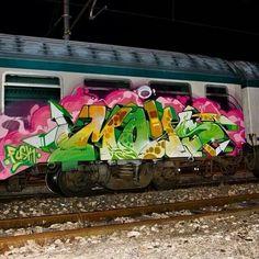 Graffiti Art Wall| Freedom Of Expression| MOAS