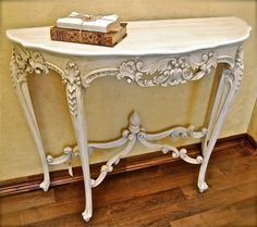 ASCP - Old White with a wash of French Linen
