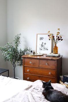 Decor Room, Bedroom Decor, Bedroom Storage, Ikea Bedroom, Bedroom Ideas, Wall Decor, Modern Bedroom, Modern Hallway, Wardrobe Storage