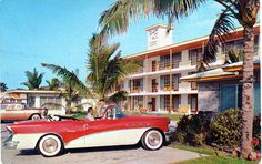 Riviera Apartment Motel Clearwater Beach Florida by SportSuburban, via Flickr