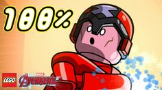 LEGO Marvel's Avengers - 100% Guida a Livello Completo - Pantera Nera - ...