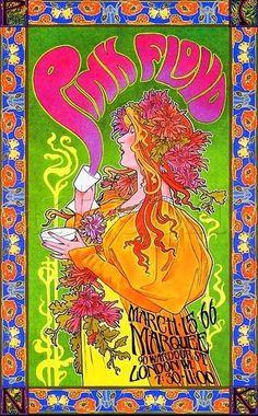 pink floyd March 15 1966!! Still a BIG favorite!!