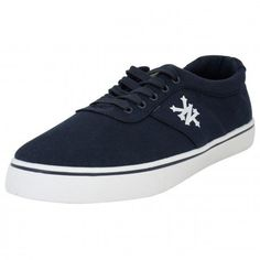 ea93de6063e0b6 These trendy Ecko canvas pimpsoll trainers can be worn smart or casual.  They are comfortable