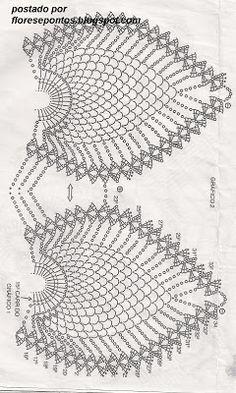 Best 12 Crochet Top Summer Tanks Bathing Suits New Ideas – SkillOfKing. Motif Bikini Crochet, Crochet Motifs, Crochet Chart, Crochet Diagram, Crochet Doilies, Crochet Flowers, Crochet Stitches, Crochet Diy, Beau Crochet