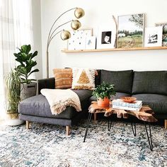 best minimalist living room designs with which you can be at home . - best minimalist living room designs with which you can be at home 1 Living Room Sets, Living Room Furniture, Gray Couch Living Room, Modern Furniture, Shelf Ideas For Living Room, Living Room Lamps, Dark Couch, Outdoor Furniture, Design Furniture
