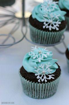 Cupcakes-de-chocolate-negro