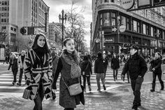 Intersection | San Francisco, California #sanfrancisco #San Francisco #California #streetphotography #street photography #streetphotos #photography #street photos