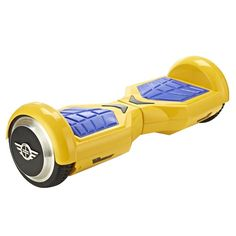 The drifter -two wheel self balancing electric scooter pad -yellow  #toys #hobby #balancewheel #fashion #style
