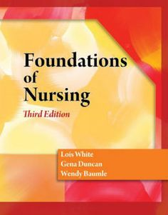 Test bank psychology from inquiry to understanding 3rd edition by foundations of nursing by lois white phd gena duncan wendy baumle fandeluxe Image collections