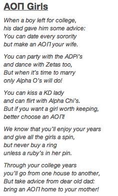 AOII Girls