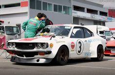 Mazda RX-3 at Fuji Jamboree 2012