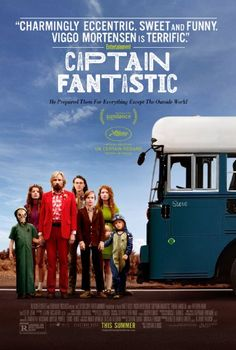 Watch Captain Fantastic (2016) Movie Online Free