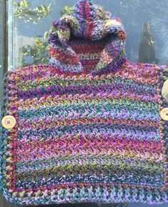 227 Best Crochet Baby/ Toddler Poncho images in 2018   Crochet