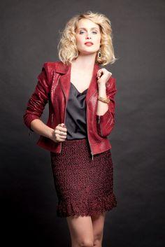 Crochetemoda: Marzo 2012