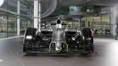 Introducing the the 2014 McLaren Mercedes Formula 1 car. With major changes to the regulations in 2014 - including a turbo-charged engine - come o.