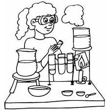 easy coloring pages about science google search