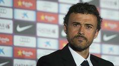 Berita Bola - Luis Enrique mengaku bahwa dirinya kagum memiliki rekor dengan Barcelona