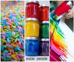 12 Creative Projects for Kids: DIY Bath Paint, Playdough & Craft Activities For Kids, Projects For Kids, Diy For Kids, Craft Projects, Craft Ideas, Kids Fun, Fun Ideas, Toddler Fun, Sensory Activities