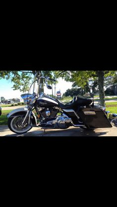 Road King Classic, Bmw, Motorcycle, Vehicles, Biking, Motorcycles, Motorbikes, Engine, Vehicle