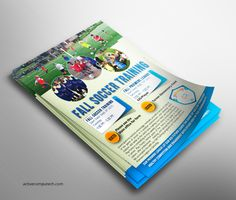 Football Flyer http://activecomputech.com