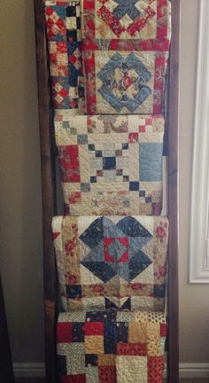 A Quilting Life - a quilt blog: Happy Memorial Day.  Beautiful quilts!