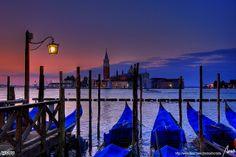 ヴェネツィアとその潟 イタリア