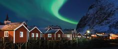 Want to see something cool? How about WAA's Great Northern Lights Tour #Copenhagen #Oslo (July-August, 2015)