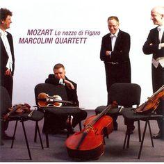 Marcolini Quartett - Mozart: Le Nozze di Figaro (Arrangement for String Quartet) (CD)
