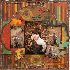 FOREVER FALL Bo Bunny Chipboard Journal Cards Quotes /& Picture Kit Titles