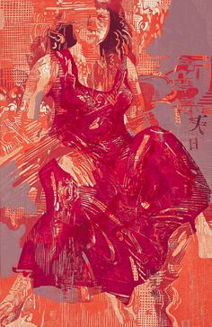 China Print Art Online-Collect the Best of Chinese Contemporary Printmaking Art  Zhang Guanghui